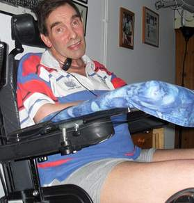 Locked-in syndrome pictures