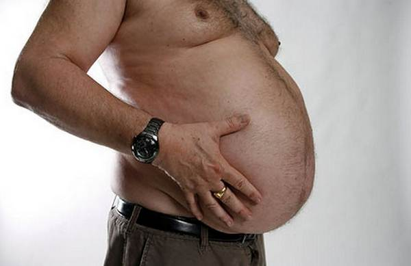 Excess body fat