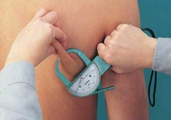 Skin Fold Calipers for measuring body fat