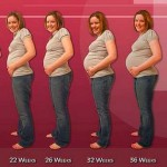 pregnancy symptoms week by week image