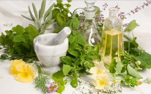 Pictures of Herbs that Stimulate Hair Growth