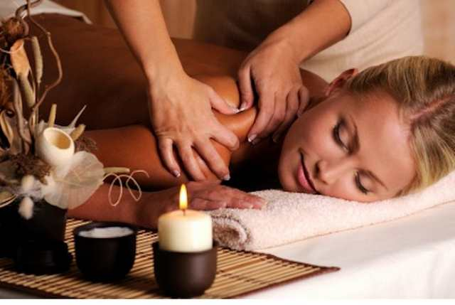 Swedish Massage image