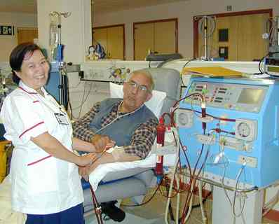 hemodialysis image